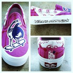Vans x All Girl Skate Jam shoe 95ac7e1dd