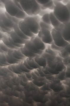 The sky over Central Illinois, US, hours after the Joplin, Missouri tornado on…