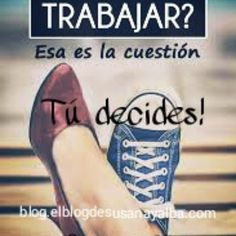 ¿Vives o trabajas? Ésa es la cuestión. Tú decides. Nosotras vivimos y disfrutamos de nuestro negocio!!! ¿Y tú? http://elblogdesusanayalba.com/?p=c2 #marketingdigital #Internetmarker #negocioonline #calidaddevida #megustaloquehago #susanayalba #jerez #cadiz