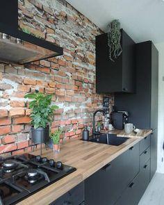 Home Decor Kitchen, Kitchen Interior, Home Kitchens, Kitchen Dining, Home Building Design, Home Room Design, Dressing Room Design, Küchen Design, Modern Kitchen Design