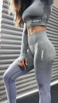 The Gymshark Ombre Seamless' soft stretch fabric provides a close, yet comfortable physique-enhancing fit. Coming soon in Indigo and Black.
