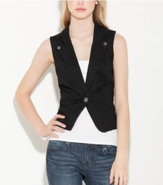 G by GUESS Bekah Vest G by GUESS. $39.50