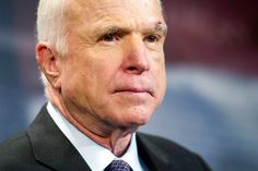 FOX NEWS: John McCain hospitalized for Achilles injury reaction to cancer therapy