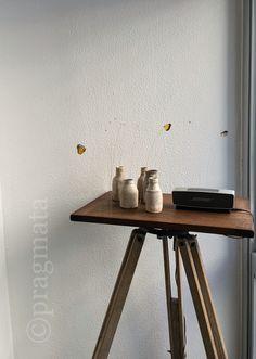 """Energy drinks"" Ceramic bottles, Maria Kristofersson  「エネルギードリンク」 陶芸、クリストファソン マリア #pragmata"