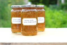 This sounds yum! Lemon and Lime marmalade. A tried and tested Women's Institute recipe