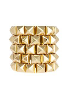 ASOS mega stud bracelet