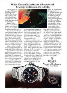 Modern Watches, Cool Watches, Rolex Watches, Watches For Men, Luxury Watches, Antique Watches, Vintage Watches, Vintage Rolex, Vintage Ads