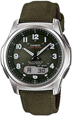 Casio Wave Ceptor Tough Solar MULTIBAND6 Mens Watch WVAM630B3AJF Japan Import >>> Read more  at the image link. This Amazon pins is an affiliate link to Amazon.