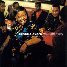 [Café atlantico - Cesária Évora Album Cover Art]