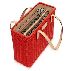 basket purse - love this - want more color options...
