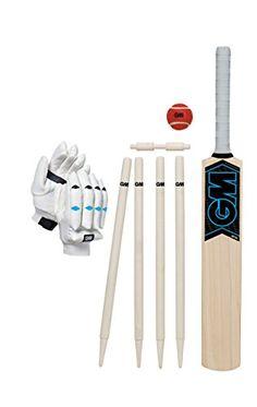 gunn and moore cricket set