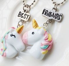Collar de unicornio