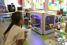 FabLabIl Personal Manufacturing - 3D Printing Industry #3DPrinting #Manufacturing #STEM