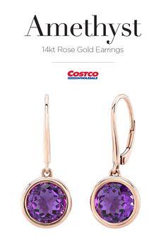 159903c2c Gemstone Earrings. Gemstone EarringsDiamond EarringsCostco GarnetEmeraldSapphireDiamond ...