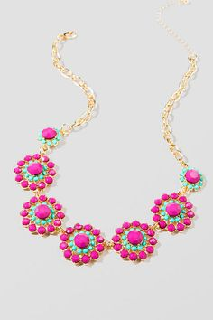 Panama Statement Necklace