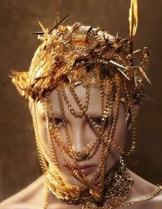 Golden Mermaid by Youth Vision Magazine