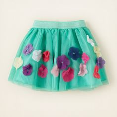 baby girl - outfits - fresh & fancy - 3D flower tutu | Children's Clothing | Kids Clothes | The Children's Place