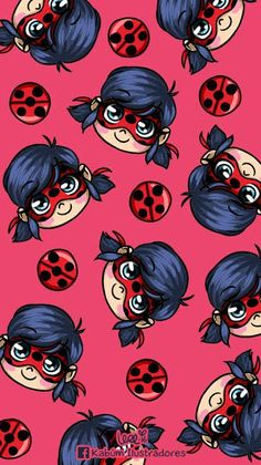 Find images and videos about ladybug, marinette and miraculous on We Heart It - the app to get lost in what you love. Ladybug And Cat Noir, Meraculous Ladybug, Ladybug Comics, Miraculous Ladybug Wallpaper, Miraculous Ladybug Fan Art, Lady Bug, Cartoon Wallpaper, Cute Wallpapers, Mlb