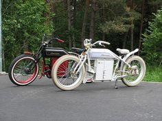 Liberator, the Vintage Electric Cycles