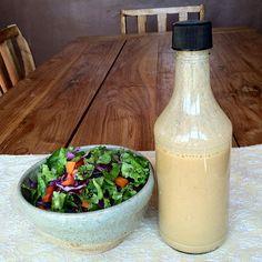 Positively Vegan: Kim's Favorite Salad Dressing