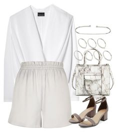 """""""Untitled #4219"""" by keliseblog ❤ liked on Polyvore featuring River Island, Rebecca Minkoff and ASOS"""