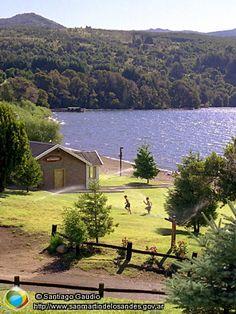 Foto Lago Lolog - Playa Bonita (Santiago Gaudio)