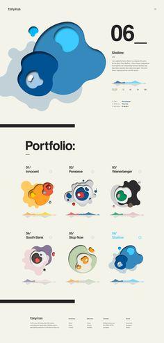 How to Design the Right Kind of Web Design Portfolio For Your Business? Design Web, Layout Design, Business Web Design, Design Blog, Webdesign Portfolio, Webdesign Layouts, Portfolio Web Design, Portfolio Website, Graphic Portfolio
