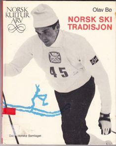 Norsk skitradisjon av Olav Bø Skiing, Baseball Cards, Reading, Books, Culture, Ski, Livros, Word Reading, The Reader