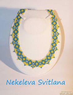 Товари ручної роботи. Handmade Svitlana Nekleva Crochet Necklace, Jewelry, Fashion, Moda, Jewlery, Jewerly, Fashion Styles, Schmuck, Jewels