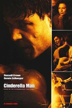Cinderella Man movie posters at movie poster warehouse movieposter.com