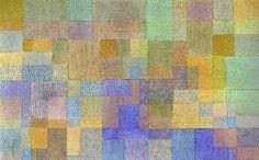 Klee, Polyphonie (série rythmes), 1932