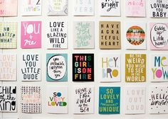 Oh So Beautiful Paper: National Stationery Show 2015, Part 13 - Live Love