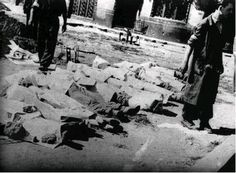 Casualties were high in the Polish forces - Huge Collection Of The Warsaw Uprising Photos 18  Page 2 of 3  Best of Web Shrine