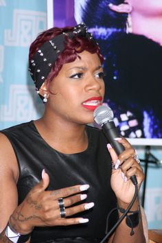 You Fantasia barrino big mouth removed (has