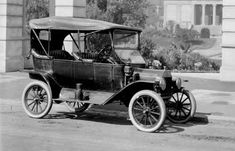 Henry Ford is most noted for his career in the automobile industry. However, it is not accurate to credit him as the first inventor of cars. Nevertheless, Ford was both a successful businessman and. Henry Ford, Ford 1932, Hot Rods, Vintage Cars, Antique Cars, Roadster, First Car, Car Ford, Ford Motor Company