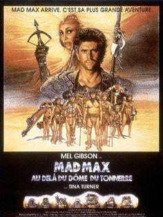 Films Fantastiques.com: 1985 - MAD MAX AU-DELA DU DOME DU TONNERRE