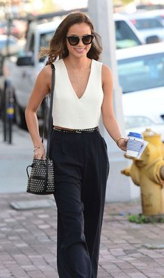 Jamie Chung – Out and about in West Hollywood