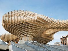 Metropol Parasol   Seville, Spain   J Mayer Architects   photo © Frank Kaltenbach