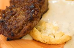 Biscuits and Gravy by Ree Drummond / The Pioneer Woman, via Flickr