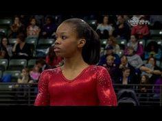 Gabrielle Douglas dominates Uneven Bars - from Universal Sports