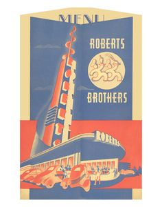 Roberts Brothers, Los Angeles 1930s