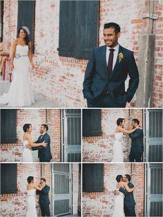first wedding look Wedding First Look, Wedding Looks, Our Wedding, Wedding Venues, Wedding Ideas, Big Day, Eco Friendly, Wedding Photography, Urban