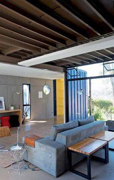 Multi Container Home - Casa Container, Danilo Corbas, - São Paulo, Brazil.