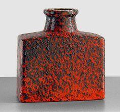 Scheurich 281-19 (Fat Lava Wadersloh) Tags: west lava fat german pottery wgp 281 westgermanpottery scheurich fatlava