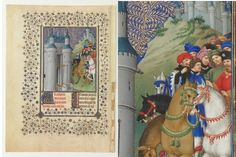 New York : The Cloisters Duc, The Cloisters, Book Of Hours, Berry, New York, Frame, Painting, Collection, The Hours