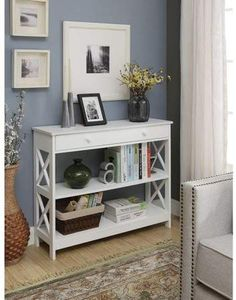 Better Homes And Gardens Storage 4 Cube Organizer Rustic Grey