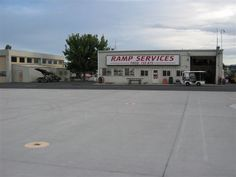 Ramp Services at NIFC