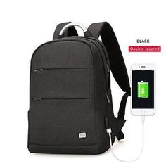 16 Best Anti-Theft USB Charging Backpacks images  24d35ca0a8e9e