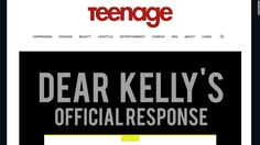 cool Magazine's response to raped teen stuns