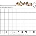 Which number road will reach the top first? Students will practice number recognition, counting, one to one correspondence and addition skills as t...